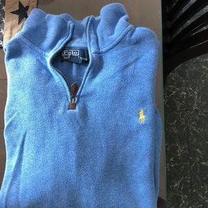 Polo by Ralph Lauren Sweaters - Men's Half Zip Pull Over